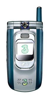 LG8330 Video Mobile Phone