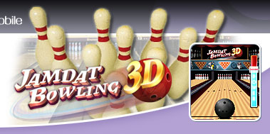 Jamdat Bowling 3D Mobile