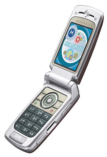 Motorola Linux Phone E895