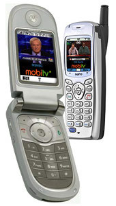 MobiTV Phones