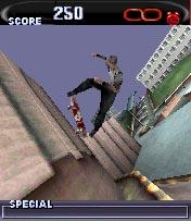 Tony Hawk Pro 3D mobile